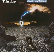 Thunder and Lightning by Thin Lizzy (CD, May-1990, Universal/Polygram)