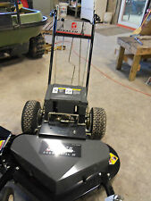 "Sutech Stealth 33"" Commercial Walkbehind Mower Chassis   REDUCED"