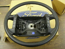 NOS OEM Ford 1991 Lincoln Continental Black Steering Wheel F1OY-3600-F