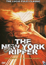 New York Ripper - Dutch Import  DVD NUOVO