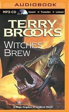 Landover: Witches' Brew 5 by Terry Brooks (2015, MP3 CD, Unabridged)