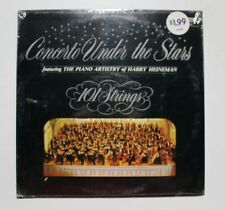 101 STRINGS Concerto Under The Stars Alshire S-5382 US 1982 SEALED M