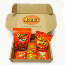 Reese's Ultimate Gift Box - Peanut Butter Spread, Mini's, Pieces & Big Cups