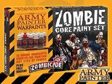 The Army Painter Warpaints Zombicide Zombie Core Paint Set Free - P&P
