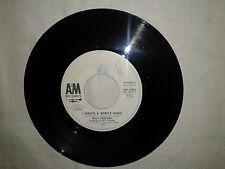 """Billy Preston / Outa-Space – Disco Vinile 45 Giri 7"""" Edizione Promo Juke Box"""