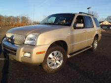 Mercury : Mountaineer 4dr Luxury A