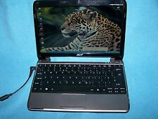 "Upgraded Acer Aspire One ZA3 AO751h 2GB 250GB 11.6"" UltraSlim Wifi Webcam Skype"