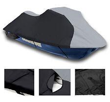 Yamaha GP 1200 700 Jet Ski PWC Trailerable Cover Grey/Black 97 98 99