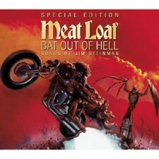 MEAT LOAF - BAT OUT OF HELL (SPECIAL EDITION)  CD + DVD CLASSIC ROCK & POP  NEU