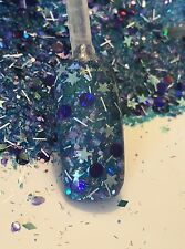 glitter mix for  nail art acrylic gel   STARSHIP  limited edition