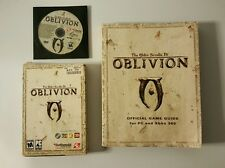 Oblivion Game Guide for PC and XBOX 360