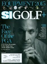 2015 Sports Illustrated Golf Plus: Pete Bevacqua CEO PGA/Equipment