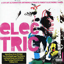 ELECTRIC [WARNER] (5051011007156) NEW CD
