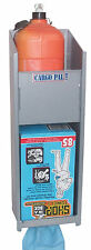 Cargopal CP275 Towel & Hand Cleaner Rack for Race Trailers, Shops,