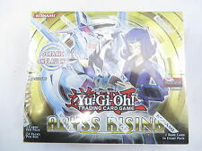 YUGIOH ABYSS RISING BOOSTER SEALED BOX