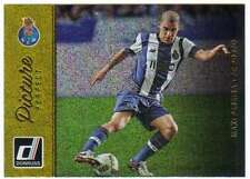 2016 Donruss Soccer Picture Perfect Gold #6 Maxi Pereira FC Porto