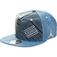 NIKE JORDAN XI 11 RETRO SNEAKER CAP LEGNED BLUE BLACK WHITE ADJUSTABLE HAT OS