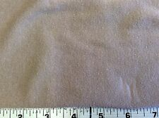 LIGHT MILK CHOCOLATE COTTON TUBE KNIT-66 INCH WIDE- 1 1/8 YARDS