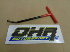 OHA Motorsport Motorcycle Bike Motocross MX Exhaust Spring Puller Tool - NEW