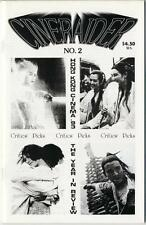 Cineraider # 2 Magazine - Engl./ Green Snake - Drunken Master II - Jackie Chan