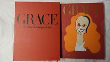 Signed Book Grace Coddington The American Vogue Years HC Slipcased Thirty Years