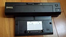 Genuine Dell latitude E Port Plus Replicator Pro2X Docking Station 2.0 For E6330