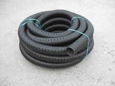 100mm x 100m Perforated Land Drainage Pipe complete with Coupler