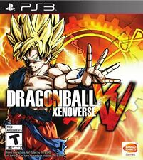 Dragon Ball Xenoverse   (Sony Playstation 3, 2015) Brand New / Region Free