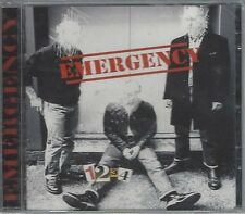 EMERGENCY - 1234 - (still sealed cd) - STEP CD 156