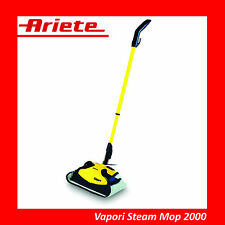 Ariete Vapori Steam Mop 2000 + Carpet Attachment