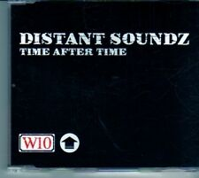 (DO221) Distant Soundz, Time After Time - 2001 CD
