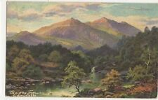 Pass Of The Trossachs 1904 Postcard E Longstaffe  228a