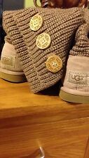 UGG BOOTS 4.5 CARDY KNITTED Very Good Condition