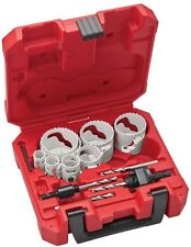 Milwaukee Metal Hole Saw Kit (15-Piece)