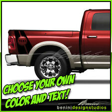 Dodge Ram 1500 2500 3500 Bed Belt Stripe 2009 2010 2012 2013 2014 2015 2016 3