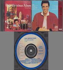 ELVIS PRESLEY Christmas Album JAPAN Disc CD (1957) Tracks 9-12 With Jordanaires