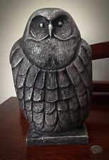 "Rare Austin Productions Owl Scupture Dated 1966 - Height 11"" x Width 6 1/2"""