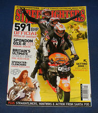 STREETFIGHTERS MAGAZINE OCTOBER 2005 - 591BHP OFFICIAL BRITISH HP SHOOTOUT