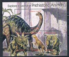 Sierra Leone 2004 Prehistoric Animals MS  SG 4170 MNH
