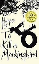 To Kill A Mockingbird: 50th Anniversary Edition, Harper Lee - NEW - U.K