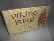 VIKING FURY (1st edition of FIRE & AXE VIKING SAGA) by Ragnar Brothers (NEW)
