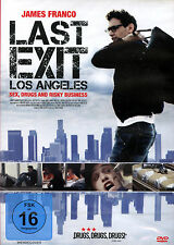 LAST EXIT LOS ANGELES - James Franco (DVD) *NEU OPV*