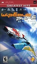 Wipeout Pure (Sony PSP, 2006) DISC ONLY!!