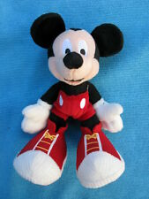 """DISNEYSTORE MICKEY MOUSE *BIG SNEAKERS* 6"""" PLUSH DOLL * BRAND NEW"""