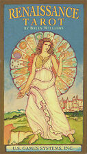 Renaissance Tarot Deck Cards NEW In BOX by Brian Williams Classical Mythology