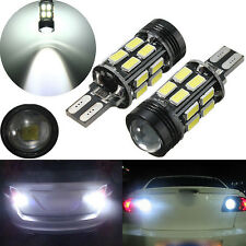 2PCS 6000k 921 T15 16SMD-5630 CREE Kehrseite LED Lampe Scheinwerfer Glühlampe