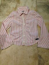 Very Cute Sparkly Tommy Hilfiger Girls Blouse/Top Size S(5-6)