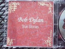 """BOB DYLAN """"TRUE STORIES"""" SILVER DISC- FRANCE 7/25/81 METEOR RECORDS-BRAND NEW-"""