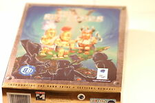 THE SETTLERS IV PC Game CD ROM WINDOWS 95  Big Box BY BLUE BYTE SOFTWARE 2002