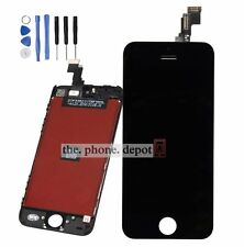 For Black iPhone 5C LCD Touch Screen Digitizer Display Full Assembly Replacement